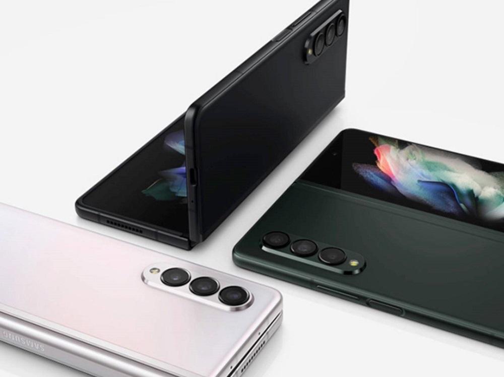 Ponsel Lipat Pixel mirip dengan Galaxy Z Fold