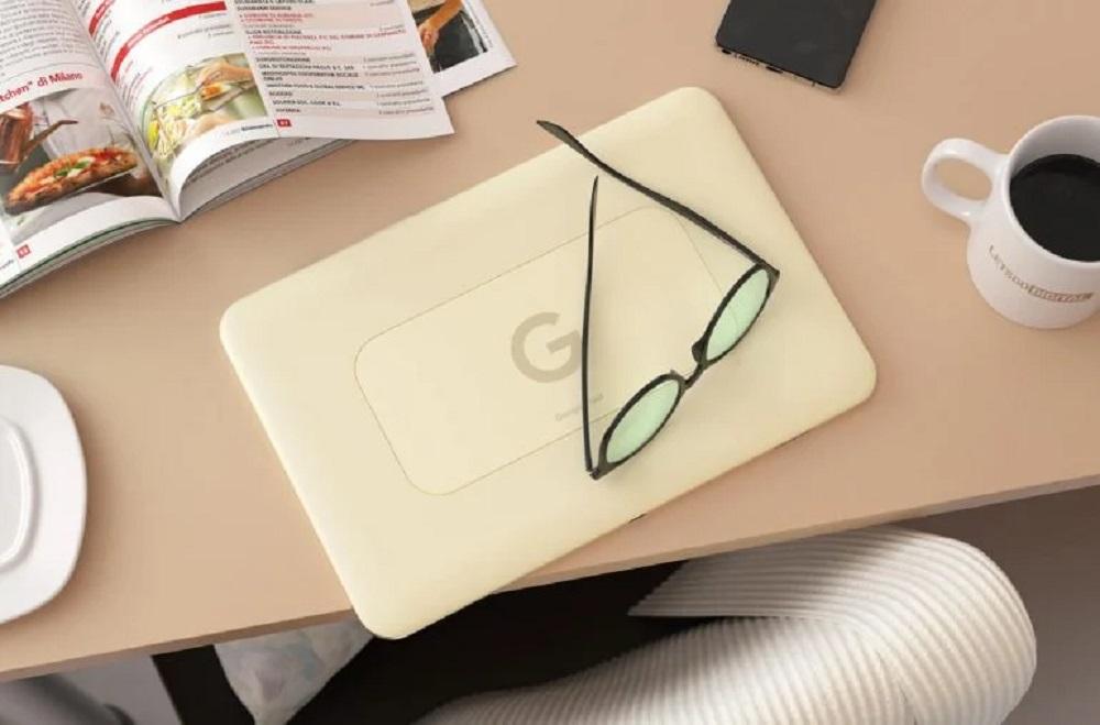 desain tablet google pixel