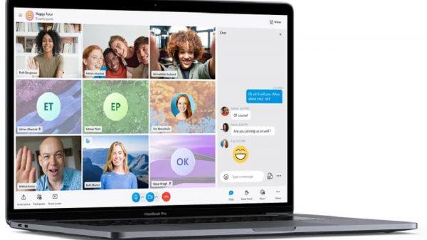 desain dan fitur baru skype