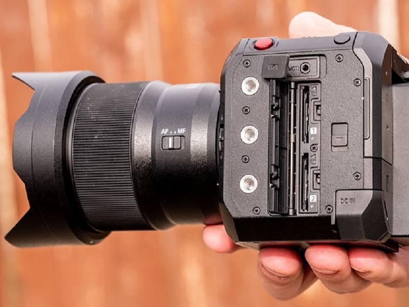 Kamera Panasonic BS1H