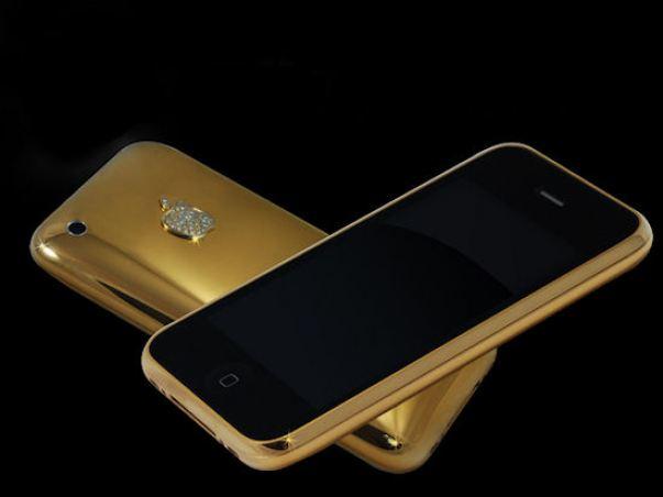 Goldstriker iPhone 3GS Supreme